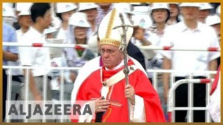 🇰🇷 🇰🇵 Visiting Vatican, South Korean president says confident of peace | Al Jazeera English - ALJAZEERAENGLISH