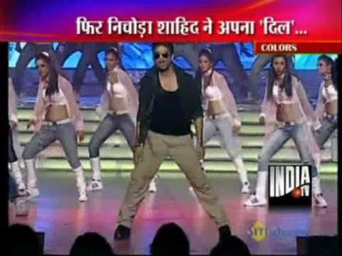 Sahid Kapoor Mind Blowing Dance Performance