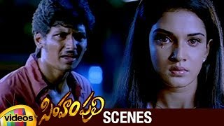 Honey Rose Mistakes Jiiva | Simham Puli Telugu Movie Scenes | Divya Spandana | Singam Puli - MANGOVIDEOS