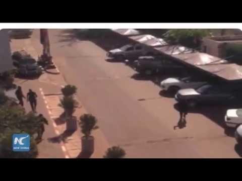 Mali - Radisson hostage situation in Bamako