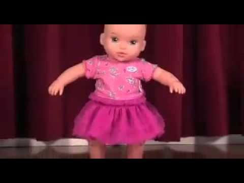 Búp bê Baby Born Dance with Me - cao 40 cm