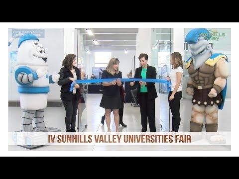 IV Sunhills Valley Universities Fair