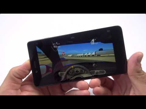 InFocus M512 4G LTE low-cost gaming test by GizChina.it