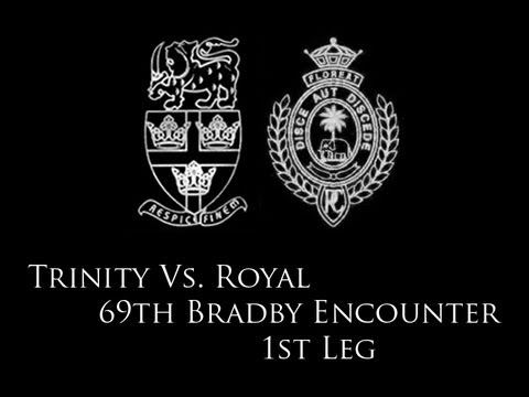 69th Bradby Shield 1st Leg 2013 [HQ] - Full Match