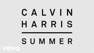 Video Calvin Harris - Summer (Audio)