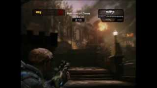 Gears of War: Judgment Campaign Playthrough Part 2