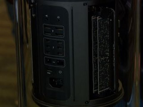 Mac Pro gets bold, new look