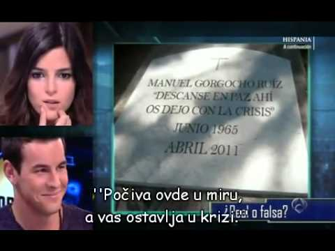Mario Casas and Clara Lago 2 - Interview in spanish