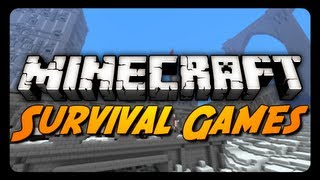 Survival Games - BEST MATCH EVER on SG5! - w/ AntVenom & xRpMx13!