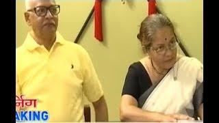 Pune couple sells jewellery to help jawans in Siachen - ZEENEWS