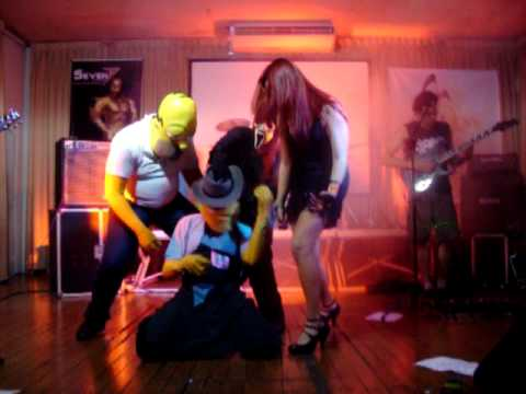 banda CosAngels e os Norótikos - Simpsons - Carioca Anime 6 anos
