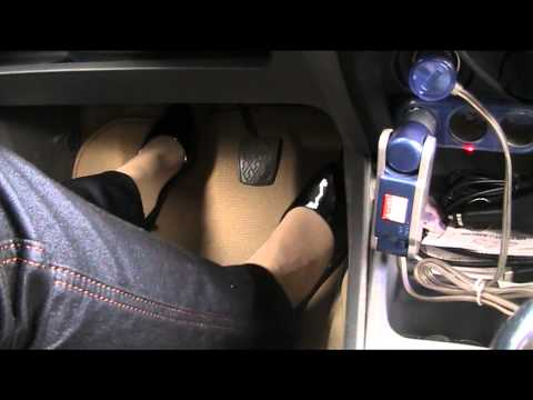 Black pump pedal 2