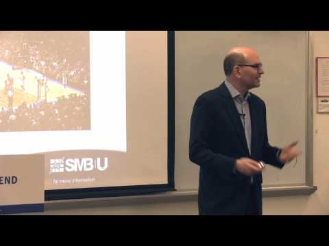 SMB Capital College Traders Talk At Pace University