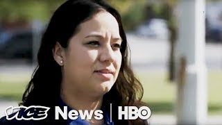 Trump's Administration Is Blocking An Undocumented Teen From Having An Abortion (HBO) - VICENEWS