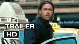 World War Z Official Trailer #1 (2013) - Brad Pitt Movie HD