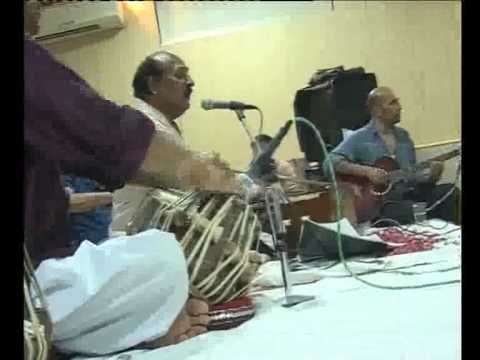 Singer Ghulam Abbas Shab e Ghazal Press Club Part 03 City42