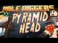 Minecraft - Hole Diggers 17 - Pyramid Head