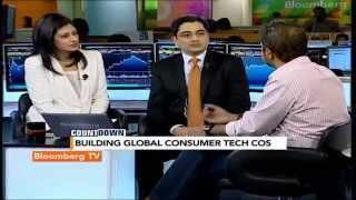 Countdown: Building Global Consumer Tech Cos - BLOOMBERGUTV