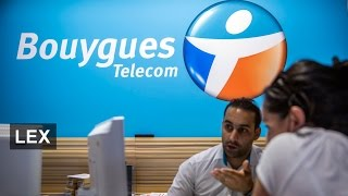 Bouygues hung up on profit drop - FINANCIALTIMESVIDEOS