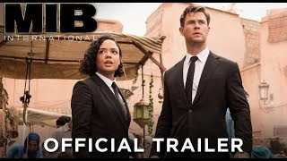 Men in Black International Official Movie Trailer 2 Review in Hindi; Chris Hemsworth, Tessa Thompson - ITVNEWSINDIA
