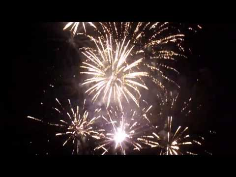 Corfu Easter 2013 Fireworks Πασχα στην Κερκυρα Ανασταση