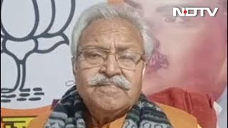बीजेपी नेता लक्ष्मीकांत बाजपेयी बोले- सपा-बसपा तो मजबूरी का गठबंधन - NDTVINDIA