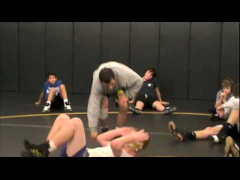Michigan Xtreme Wrestling Practice (Youth)
