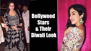 Bollywood Stars & Their Diwali Look | Bollywood Diwali Parties - ZOOMDEKHO