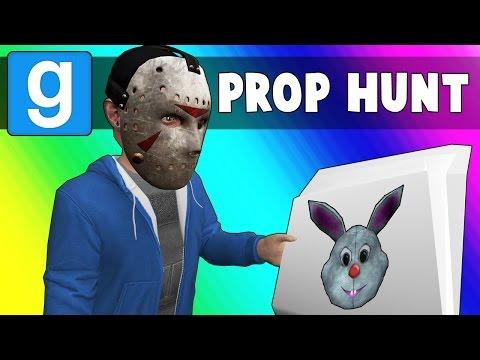 how to start prop hunt gmod