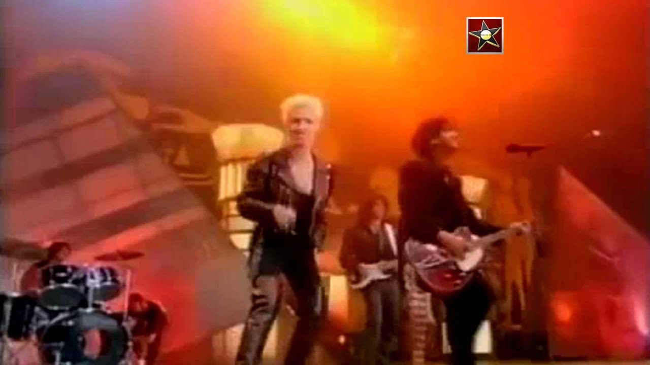 Roxette - Dressed For Success (Playback 1989)