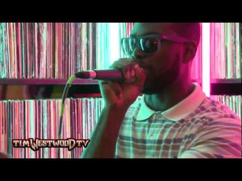*NEW* Westwood Crib Sessions - Ghetts freestyle pt2