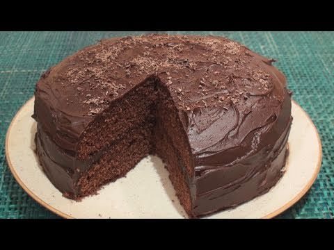 0 Black Forest Cake Recipe Demonstration   Joyofbaking.com
