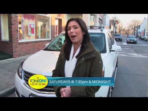 60 SECOND ROAD TRIP: TONI ON! PEEKSKILL