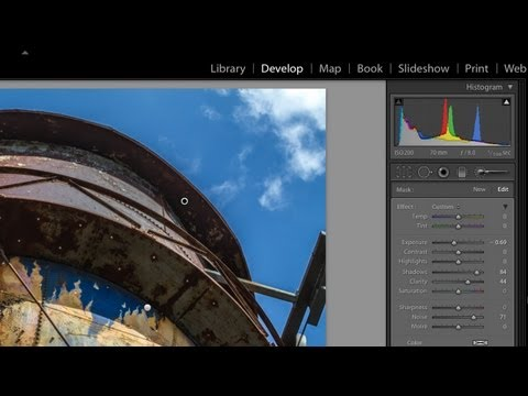 Lightroom 4 Beta: Develop Module