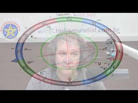 Caminhos da Consciência - Nilton Schutz em 21/03/2015 falando sobre o Ano Novo Astrológico de 2015