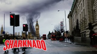 THE LAST SHARKNADO: IT'S ABOUT TIME' Teaser | SYFY - SYFY