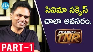 Maharshi Director Vamsi Paidipally Exclusive Interview Part #1 || Frankly With TNR - IDREAMMOVIES
