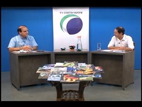 TV Costa Norte - Sala com Manolo - secretário de Saúde de Bertioga