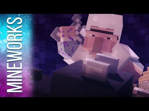 ♫ Dragons A Minecraft Parody song of Radioactive By Imagine Dragons Music Video