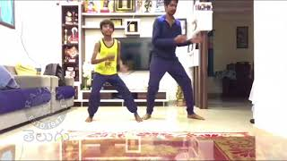 Actor Dhanraj With His Son Dance Video - RAJSHRITELUGU