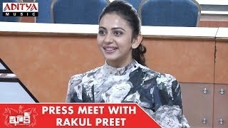 Khakee (The Power Of Police) Movie Press Meet || Karthi,Rakul Preet || Ghibran - ADITYAMUSIC