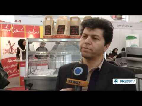 Fast Food Expo kicks off in Tehran