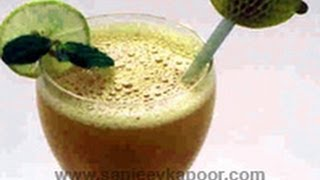 Citrus Tea Cooler (Lemonade tea drink) recipe