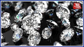Labourer Unearths ₹1.5 Crore Worth Diamond From Madhya Pradesh's Panna - AAJTAKTV