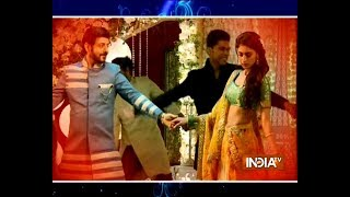 Prerna does romantic dance with Naveen - INDIATV