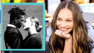Maddie Ziegler and Kailand Morris Relationship Status! | Hollywire - HOLLYWIRETV