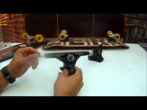 Bear trucks 852 Reseña / Review