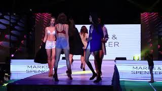 Dr. Rajasekhar walks the ramp for Marks & Spencer in style - idlebrain.com - IDLEBRAINLIVE