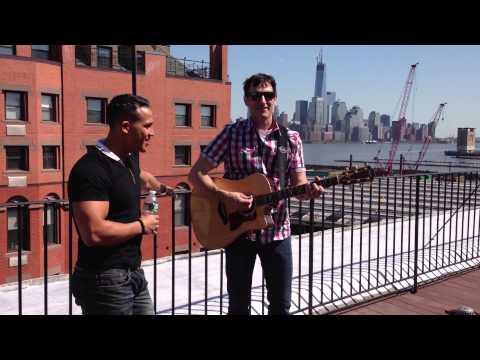 TEDxHoboken Speaker Dave Carroll Sings