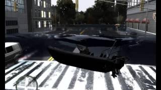 GTA IV PC: Tsunami Mod + Download Link! -- Liberty City Tsunami!